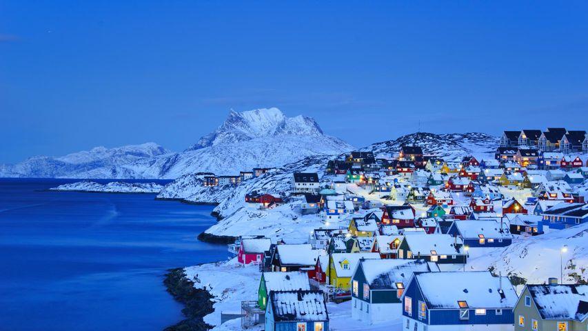 Old Nuuk in Nuuk, Grönland
