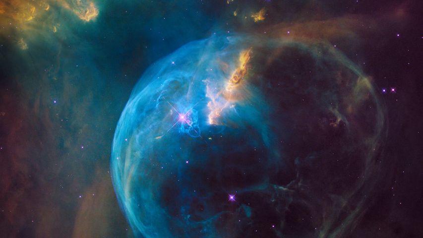 Blasennebel (NGC 7635)