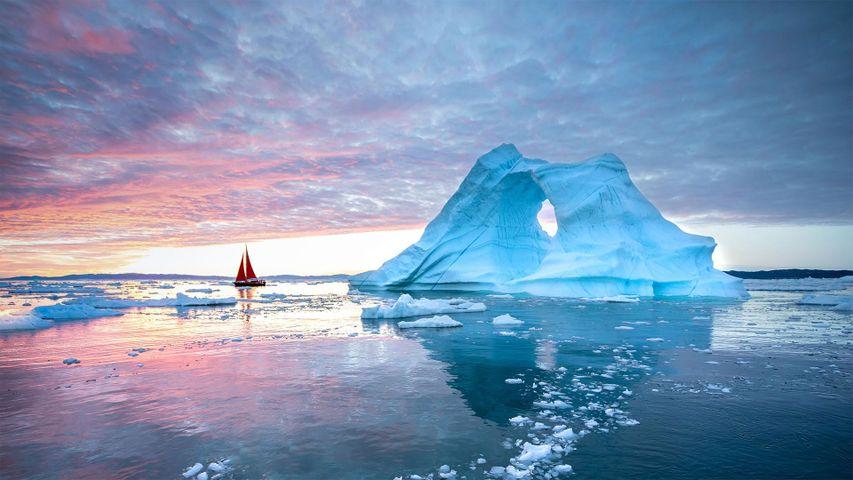 Diskobucht, Ilulissat, Grönland