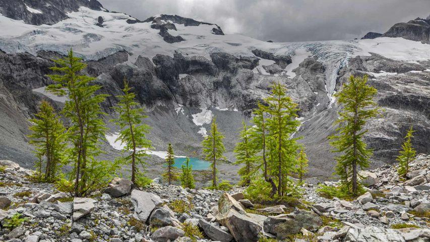 Ouzel Lake im North-Cascades-Nationalpark, US-Bundesstaat Washington