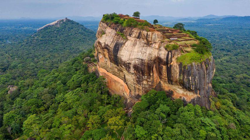 Sigiriya Rock, Zentralprovinz, Sri Lanka