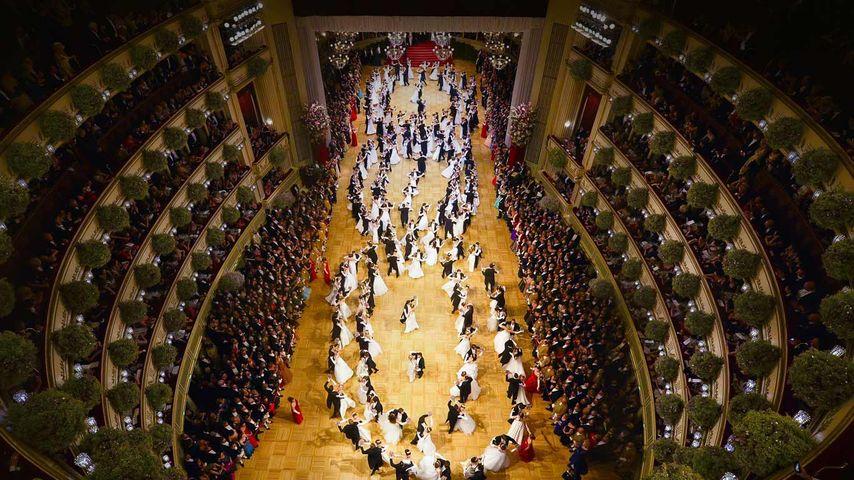 Wiener Opernball in der Wiener Staatsoper, Österreich