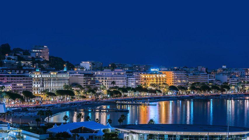 Cannes, Frankreich. Zum Auftakt der Internationalen Filmfestspiele von Cannes
