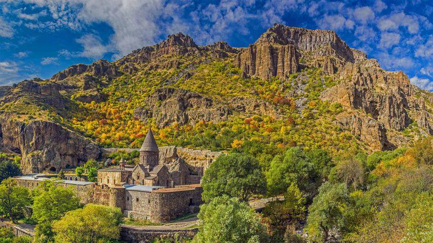 Kloster Geghard, Armenien
