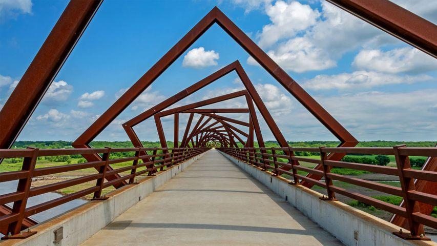 High Trestle Trail Brücke, Iowa