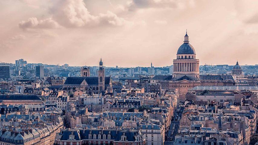 Das Panthéon in Paris, Frankreich